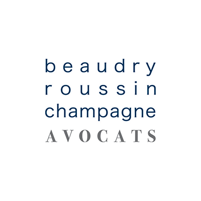 Logo Beaudry Roussin Champagne avocats